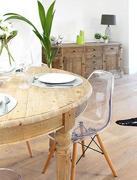 meuble bois recyclé