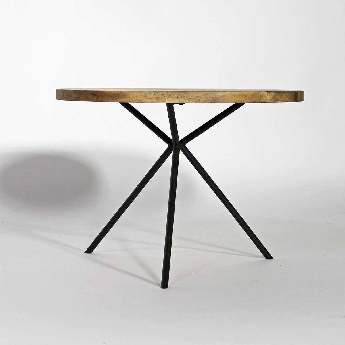 table basse industrielle scandinave