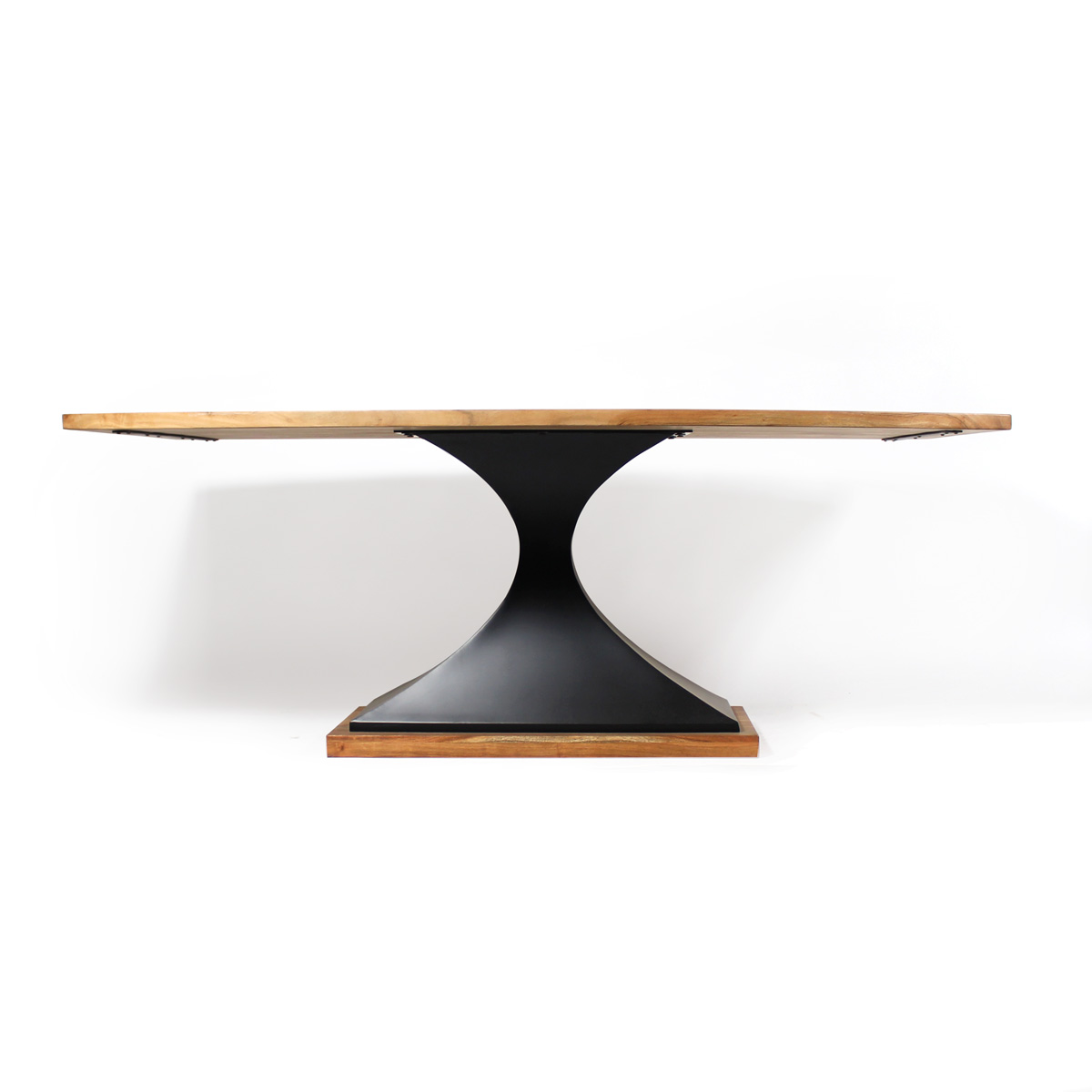 table a manger pied central industrielle