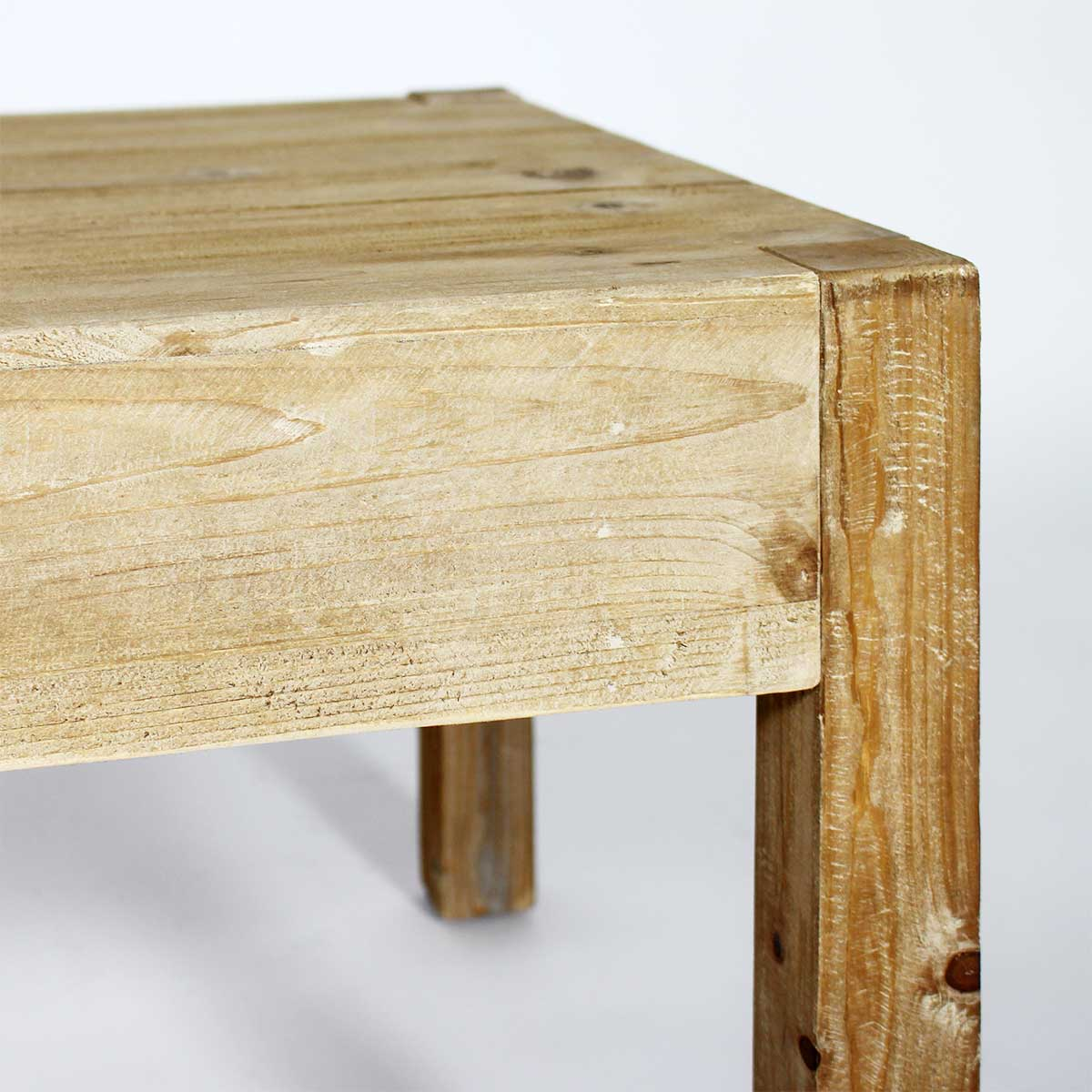 table basse made in meuble bois brut