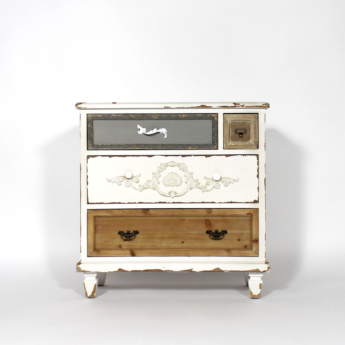 Commode 4 tiroirs style baroque
