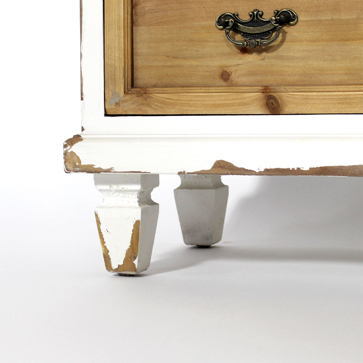 Commode 4 tiroirs style vintage