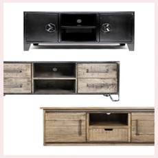 meuble tv design made in meubles. Black Bedroom Furniture Sets. Home Design Ideas